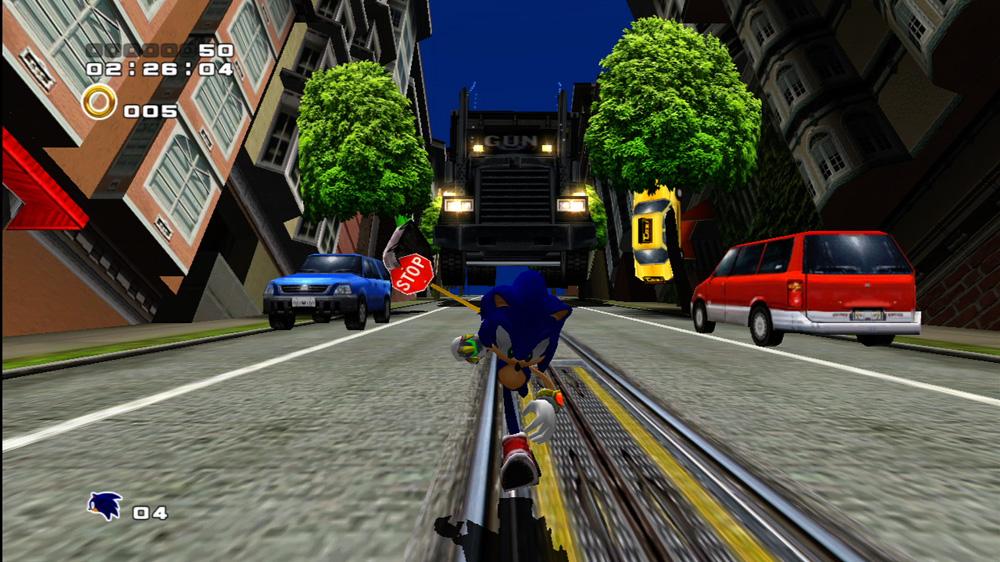 Sonic Adventure™ 2   SEGA