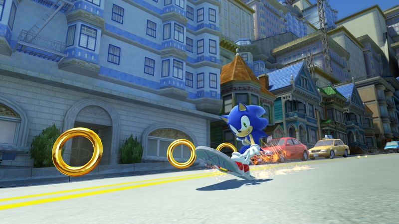 sonic generations 2d download