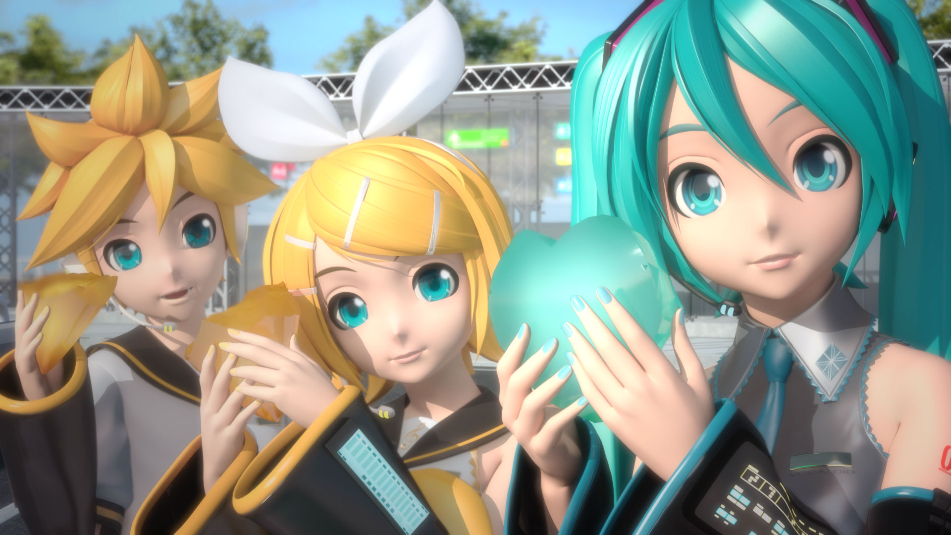 Hatsune Miku: Project DIVA F 2nd | SEGA