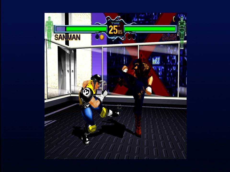 Fighting Vipers | SEGA
