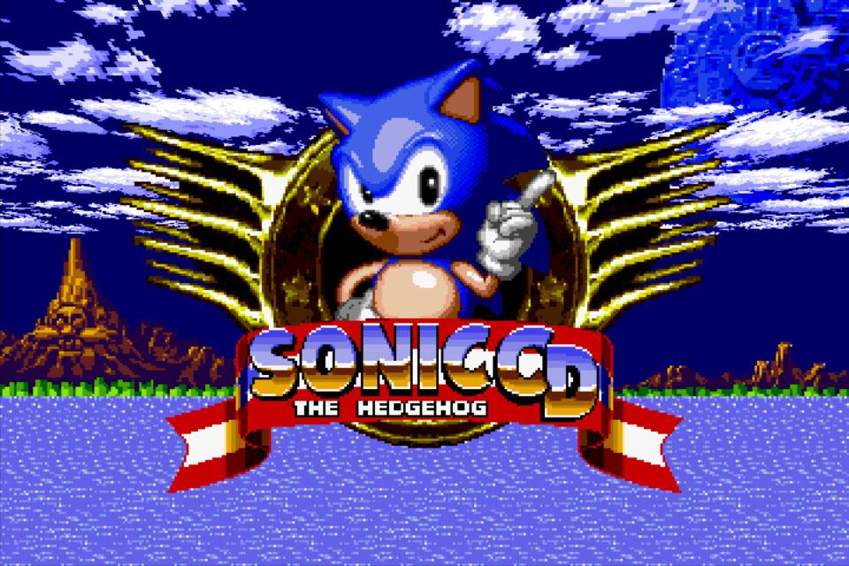 Sonic CD™ | SEGA