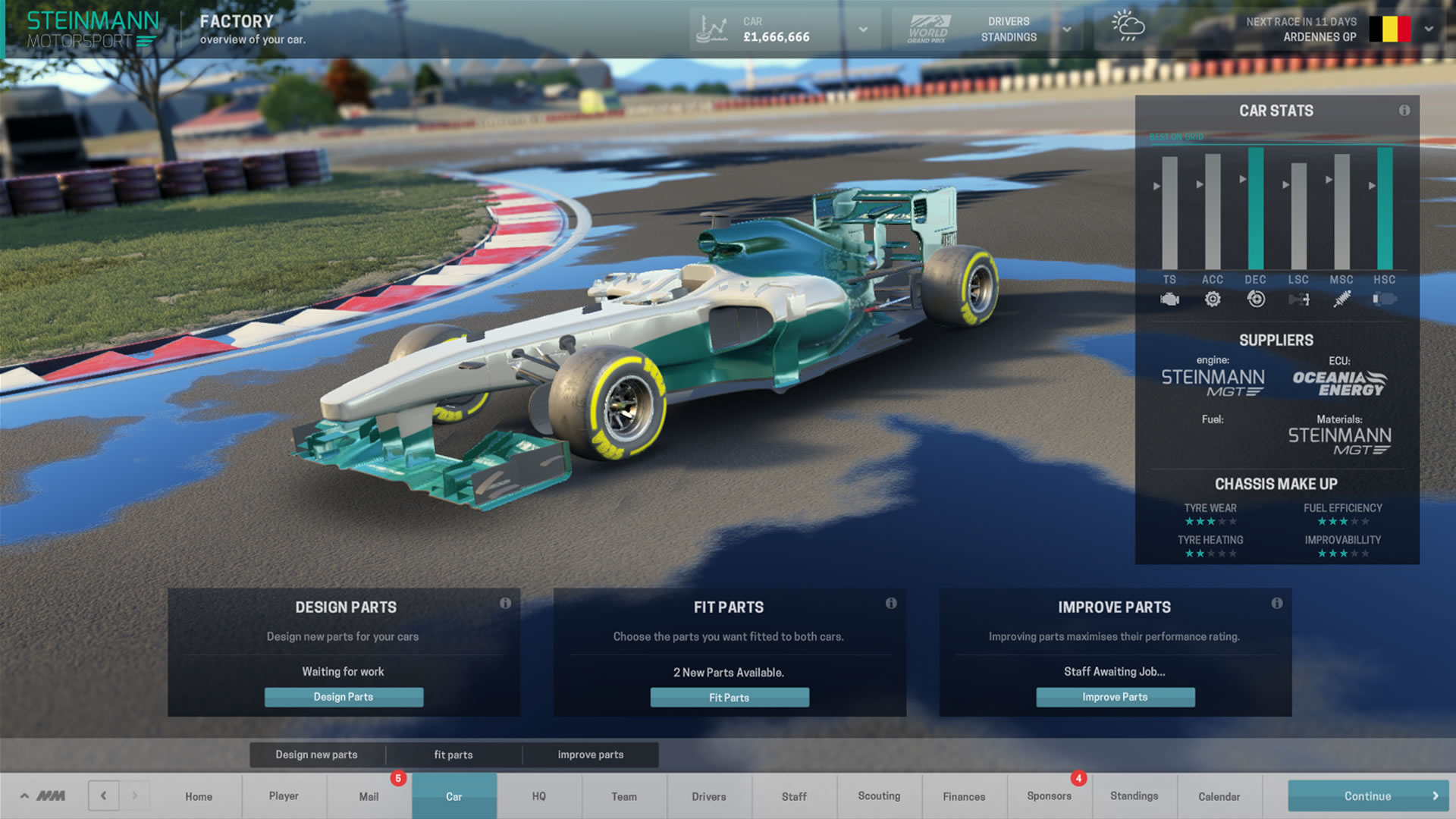 race driver grid mega trainer 13 v2