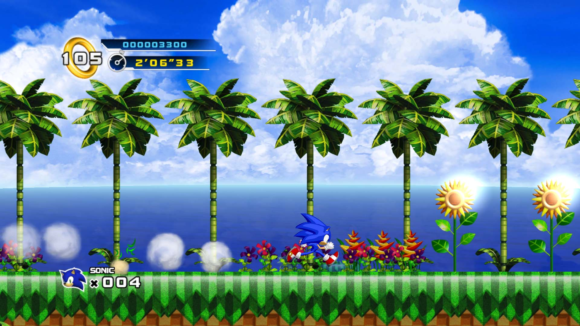 Sonic The Hedgehog 4 Episode I Sega