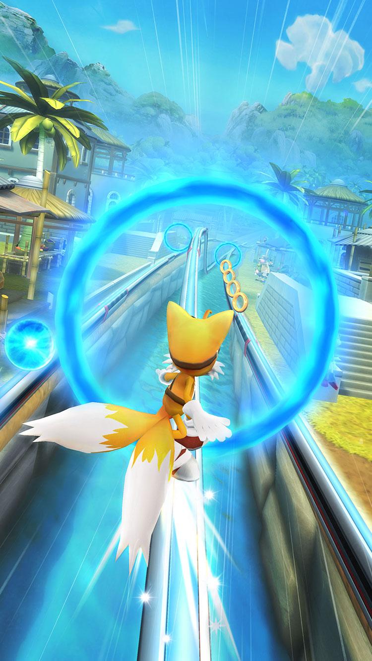 Sonic Dash 2: Sonic Boom™ | SEGA
