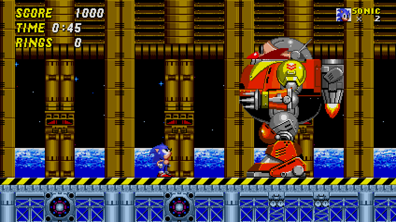 Sonic The Hedgehog 2 Sega