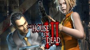 House Of The Dead Sega