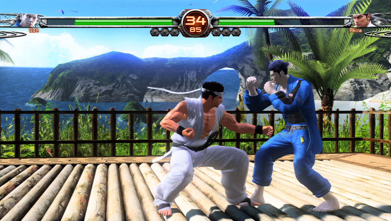Virtua Fighter™ 5 Final Showdown | SEGA